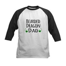 Bearded Dragon Dad Baseball Jersey