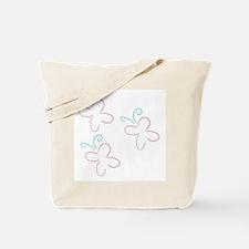 Flutterbys Tote Bag