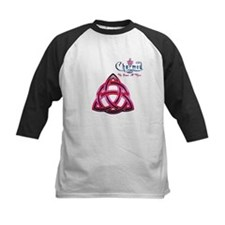 Charmed Triquetra The Power of Three 3 Baseball Je
