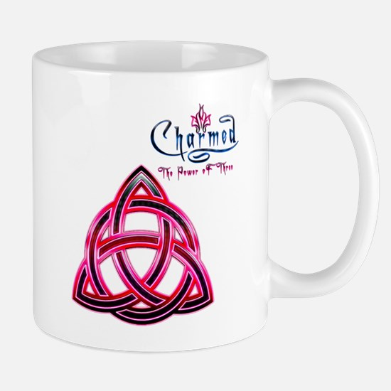 Charmed Triquetra The Power of Three 3 Mugs