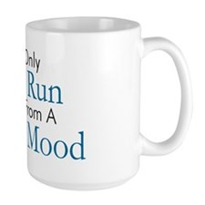 One Run Away Good Mood Mug