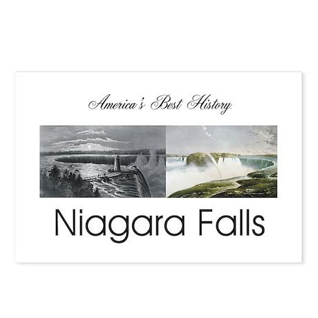 ABH Niagara Falls Postcards (Package of 8)