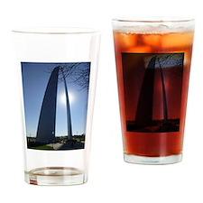Gateway Arch Drinking Glass