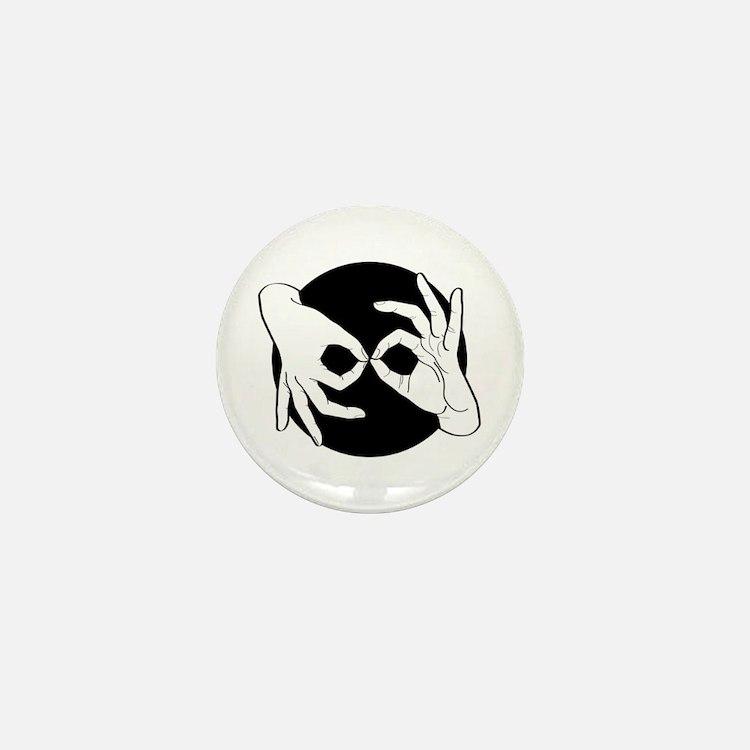 SL Interpreter 01-01 Mini Button