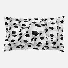 Soccer BAlls Pillow Case