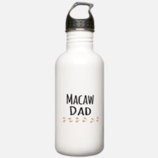 Macaw Dad Sports Water Bottle