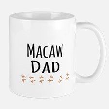 Macaw Dad Mugs