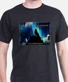 Calling Out To The Universe... T-Shirt