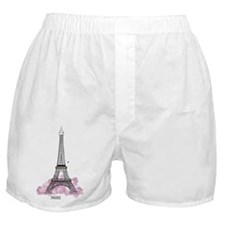 Eiffel Paris Boxer Shorts