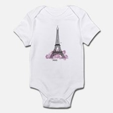 Eiffel Paris Infant Bodysuit