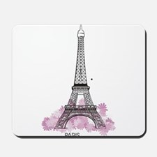Eiffel Paris Mousepad