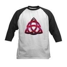 Charmed Triquetra 3 Baseball Jersey