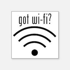 got wi-fi? Sticker