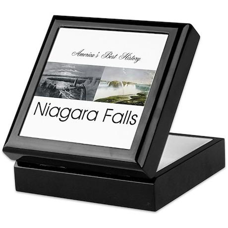 ABH Niagara Falls Keepsake Box