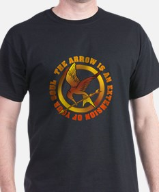 The Arrow Is An Extension Of Your Soul T-Shirt