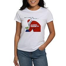 santa aint shi T-Shirt