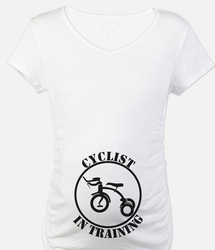 cyclistintraining_blk Shirt