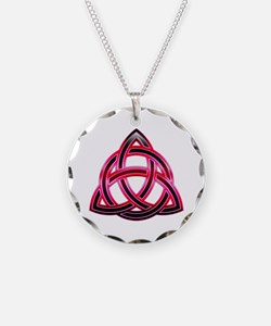 Charmed Triquetra 3 Necklace