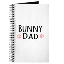Bunny Dad Journal