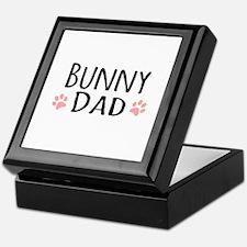 Bunny Dad Keepsake Box