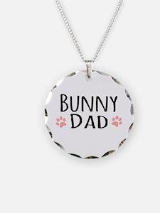 Bunny Dad Necklace
