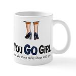You GO Girl Mug