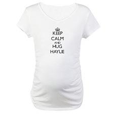 Keep Calm and HUG Haylie Shirt