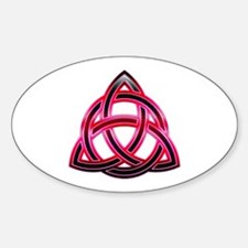 Charmed Triquetra 3 Decal