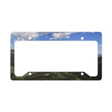 Colorado Scenery License Plate Holder