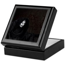 Venetian Carnival: Ghost of Carnival Keepsake Box
