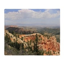 Bryce Canyon National Park Throw Blanket