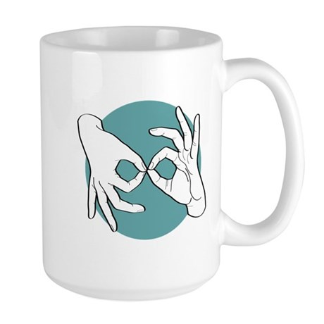 SL Interpreter 01-06 Large Mug