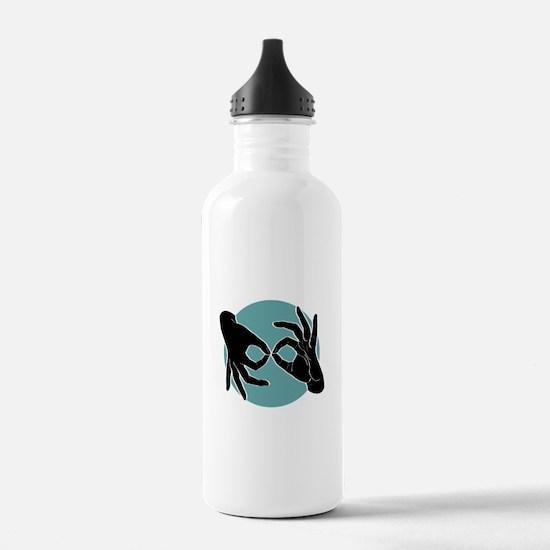 SL Interpreter 02-06 Water Bottle