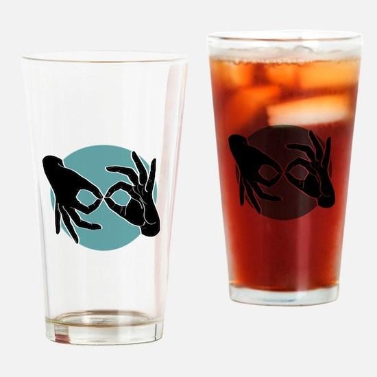 SL Interpreter 02-06 Drinking Glass