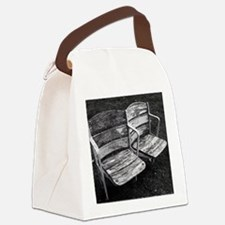conjoined Canvas Lunch Bag