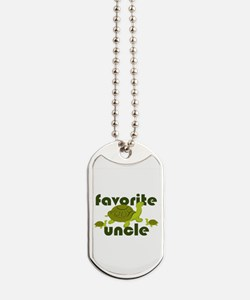 Favorite Uncle Dog Tags