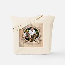 Personalizable Edwardian Photo Frame Tote Bag
