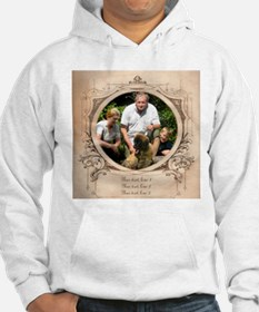 Personalizable Edwardian Photo Frame Hoodie