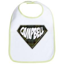 Campbell Superhero Bib