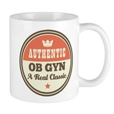 OB GYN Vintage Mug