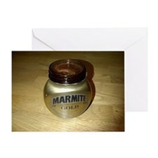 Marmite Gold Greeting Card