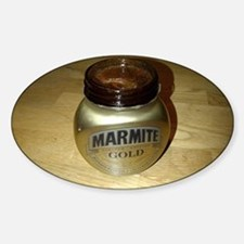Marmite Gold Decal