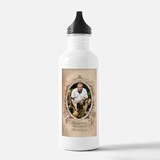 Personalizable Edwardian Photo Frame Water Bottle