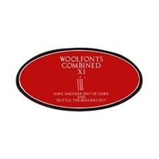 Woolfonts XI Patches