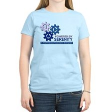 Powered by Serenity T-Shirt