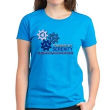 Powered by Serenity Tee