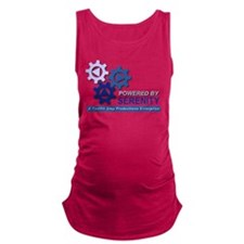 Powered by Serenity Maternity Tank Top