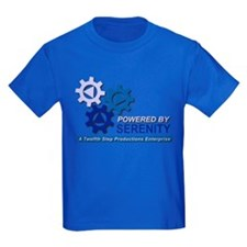 Powered by Serenity T