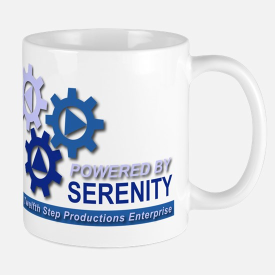 Powered by Serenity Mug