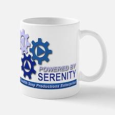 Powered by Serenity Small Small Mug